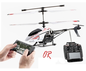 3.5CH Live Transmission wifi remote control helicopter with camera REH67352W