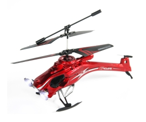 3.5CH RC helicopter with Gyro REH11808-9