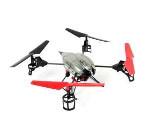 2.4G 4 Channel 6 Axis GYRO QUADCOPTER RC Aircraft Quadcopter Camera REH66V959