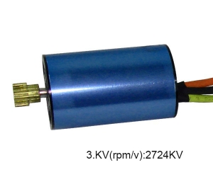 Brushless motor  for 1/10 scale 03404