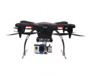Ghost drone with smartphone Control flying contain Gimble and Camera REH30G-C