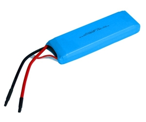 Lithium rechargeable battery 7.4V 3200mAh 28425