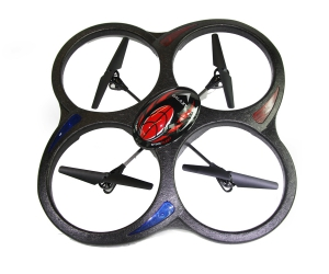 2.4G 6 Axis with gyro and LED lights quadcopter REH67391