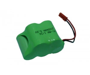 Rechargeable battery 6V 2000mA 50051