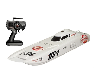Super 1300 mm Brushless powered boat REB419112H