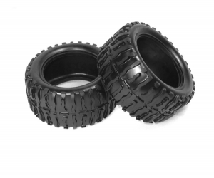 Tires for 1/10th Monster Truck 08009N