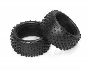 Tires for 1/10th off-road Buggy 06025