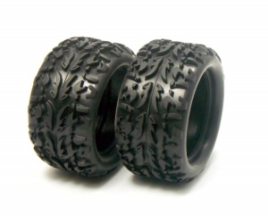 Tires for 1/16th Truck 18621