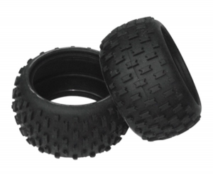 Tires for 1/16th Truck /Truggy 87001