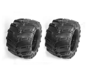 Tires for 1/5th Monster Truck 50218