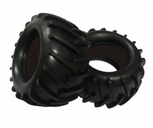 Tires for 1/8th Monster Truck 83004