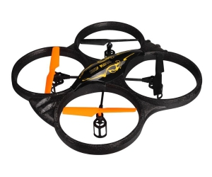 2.4G 3 Axis middle size quadcopter  with camera REH22X39V