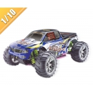 China 1/10 Scale gas powered 4WD monster truck TPGT-1081 factory