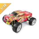 China 1/10 scale 4WD nitro powered monster truck TPGT-1088U factory