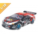 China 1/10 scale 4WD nitro powered on-road racing car TPGC-1083U factory