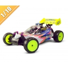 China 1/10th scale 4WD nitro powered off-road buggy TPGB-1061 factory