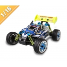 Çin 1/16 Ölçekli nitro gaz off-road buggy TPGB-1675 powered fabrika