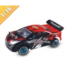 China 1/16 scale nitro power on-road racing car TPGC-1662 factory