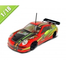 China 1/18 SCALE 4WD ELECTRIC POWER on-road racing car TPEC-1802 factory