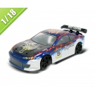 China 1/18 scale 4WD electric power drift car TPED-1823 factory