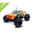 China 1/18 scale 4WD electric power monster truck TPET-1806 factory