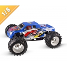 China 1/8 Scale 4WD nitro gas powered monster truck TPGT-0823 factory