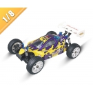 China 1/8 Scale 4WD nitro gas powered off road buggy TPGB-0821 factory