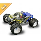 China 1/8 scale 4WD nitro powered off road monster truck TPGT-0772 factory