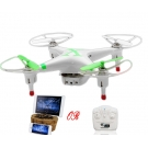 Кита 2.4G 3D прокатки 4CH в функции WIFI Quadcopter REH88-30W завод