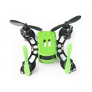 China 2.4G 4CH mini drone with 6 axis gyro and light REH67395 factory
