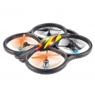 China 2.4G RC quadcopter with  6 axis gyro and LCD transmitter REH5431 factory
