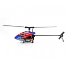 Chine 2.4G WASP100 Brushless NANO CPX Flybarless RTF 3 axes Gyro 6CH hélicoptère REH0903-1 usine