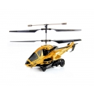 China 3.5CH Infrared shooting frisbee metal RC helicopter REH65825 factory