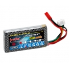 China lithium polymer battery 3.7v 600mAh 20C factory