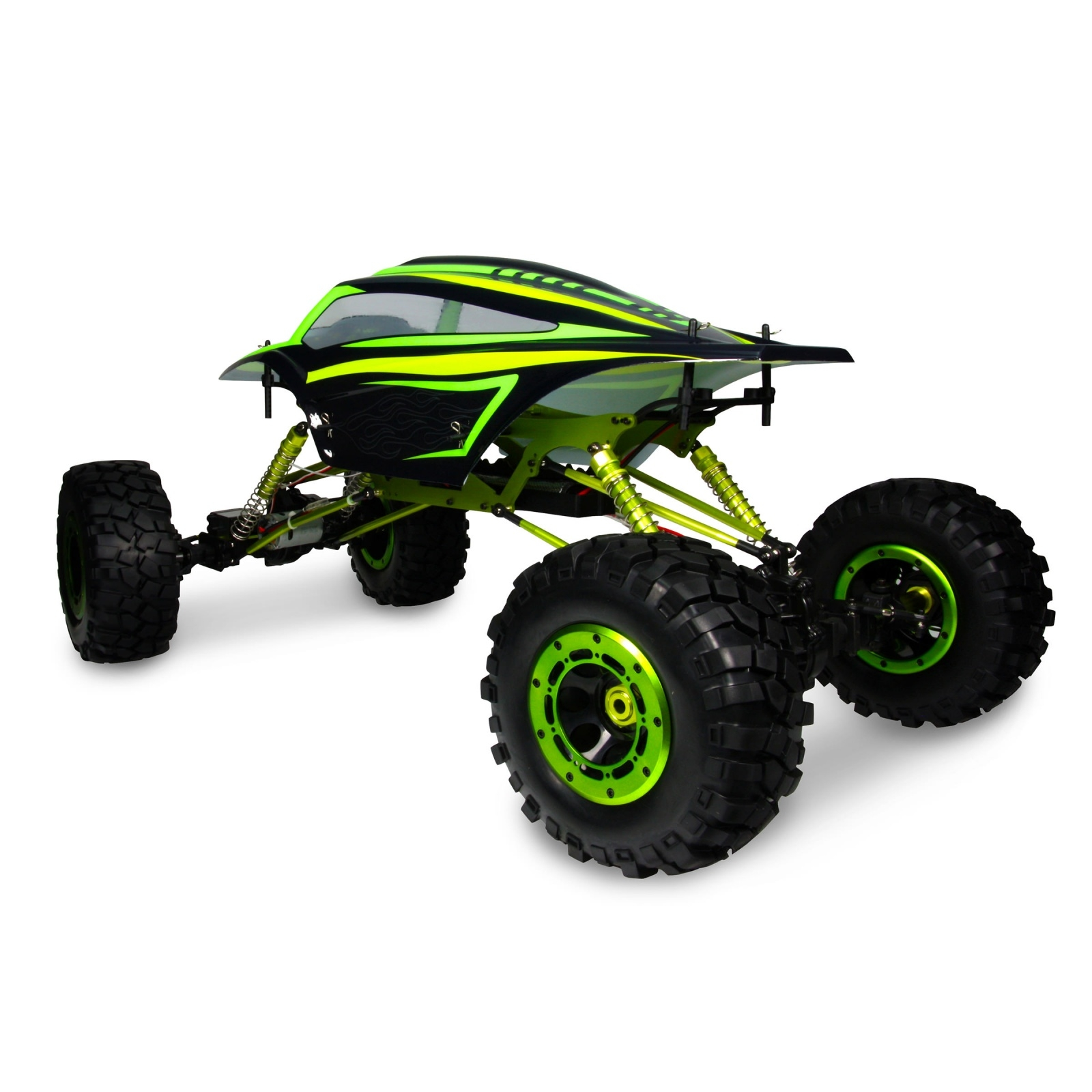 1 5th 4wd Electric Power Off Road Rc Rock Crawler Truck