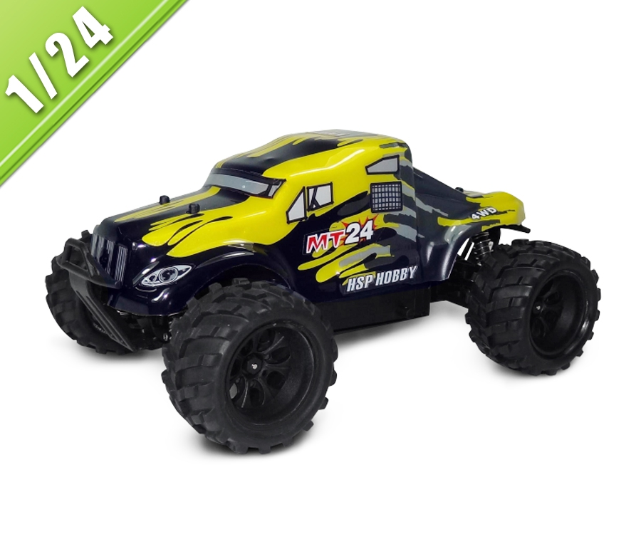 2 4g Rc Car 1 24 Rc Car Rc Electric Powered Car Monster